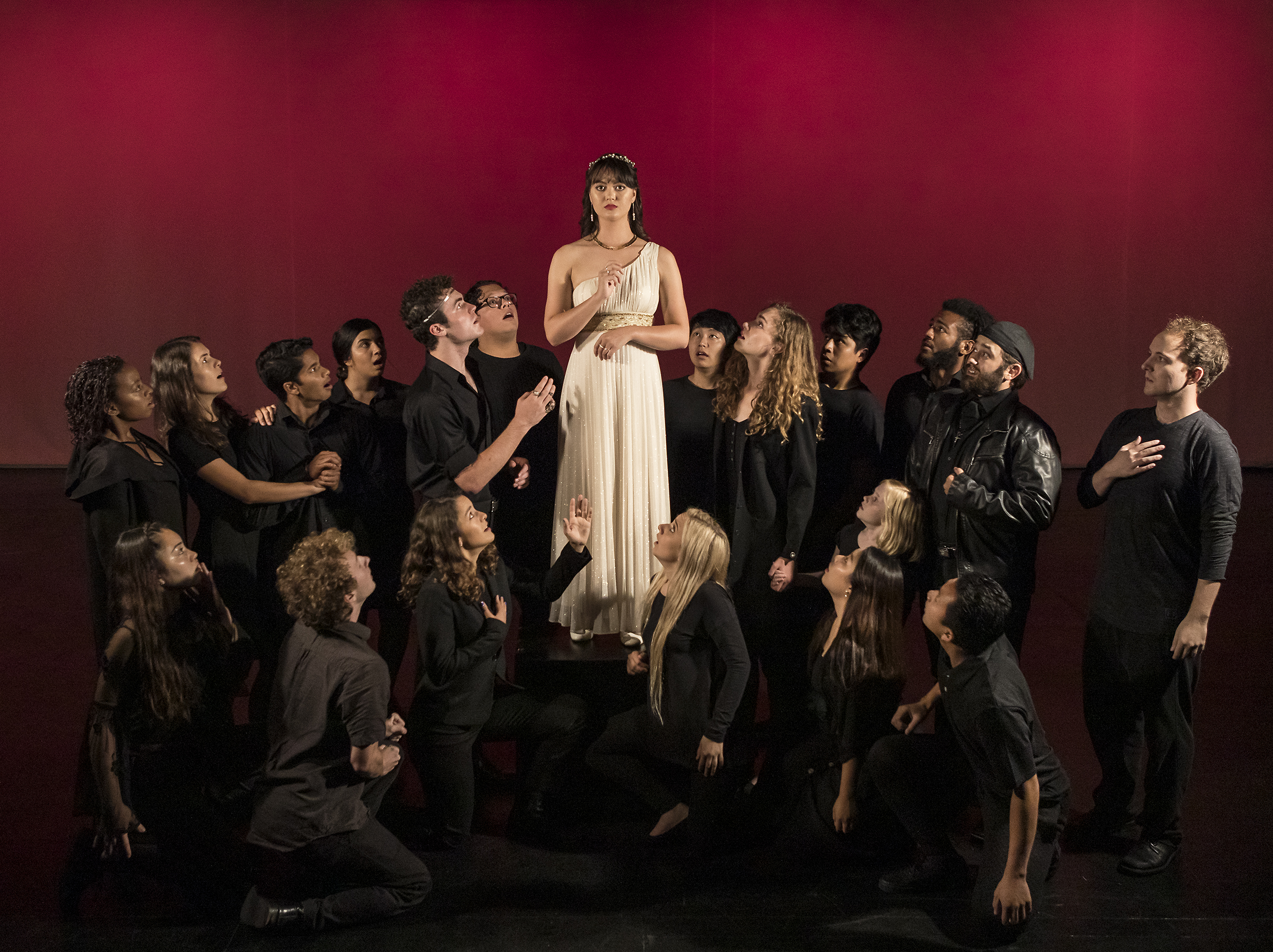 Much Ado About Nothing | Department of Theater and Dance