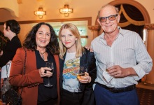UCSB Donors Dine with Author Tara Westover