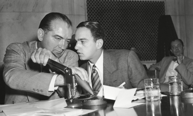 Review | 'Where's My Roy Cohn?' Is Portrait of Amoral Titan