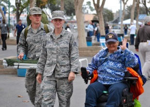 Santa Maria Hosts Eighth Annual Veterans Stand Down