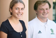 Athletes of the Week: Noach Wood and Annie DiSorbo