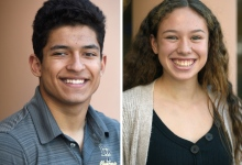 Athletes of the Week: Siena Orzua and Udy Loza