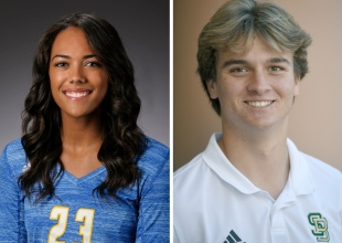Athletes of the Week: Torre Glasker and Ty Montgomery