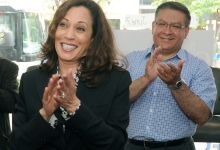 Rep. Salud Carbajal Comes Out for Kamala Harris