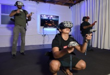 Virtual Reality Digitizes Downtown