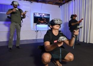 Virtual Reality Digitizes Downtown