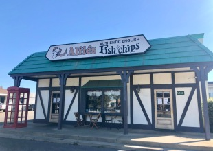 New Home for Alfie's Fish and Chips