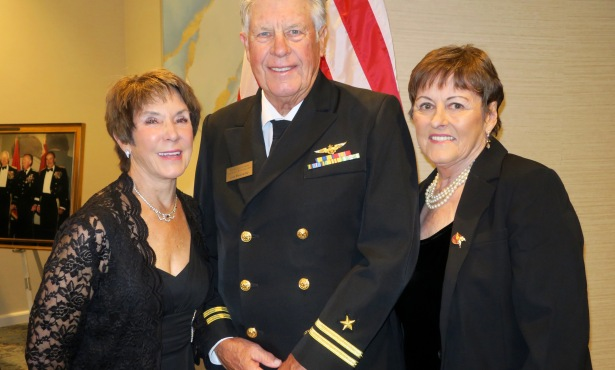 Military Ball Honors All Veterans and Active Duty Members