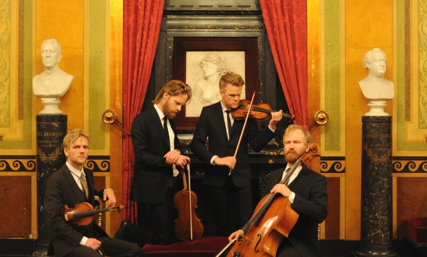 Danish String Quartet Review