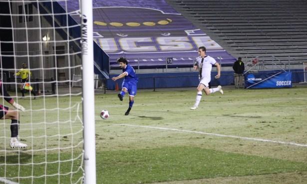 UCSB Men's Soccer Defeats Cal 3-1 in NCAA Tournament Opener