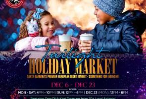 Twilight Market to Open in De La Guerra Plaza