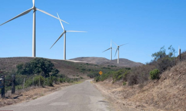Planning Commission Approves Wind Farm South of Lompoc