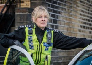 She's No Lady; She's a Cop