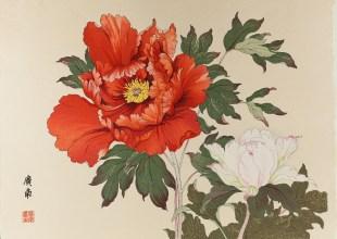 Japanese Kachō-e  at Museum of Natural History Woodblock Prints Vividly Capture Nature