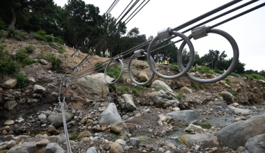Year in Photos: Debris Flow Related
