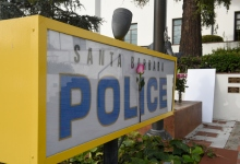 First City of Santa Barbara Cop Tests Positive
