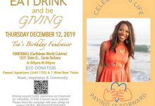 Celebrating Life Tia's Birthday Fundraiser