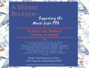 Winter Boutique at Monte Vista Elementary