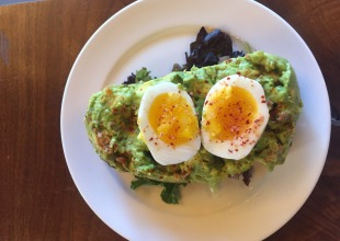 (Avocado) Toasts of the Town