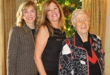 Lobero Associates Hold Holiday Tea