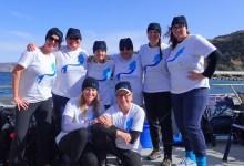 Female Veterans Dive for Shipwrecks
