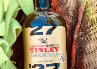 Tinley Makes Cannabis Cocktails Possible