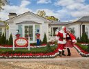 Santa's Bungalow at Rosewood Miramar Beach Through Dec. 24