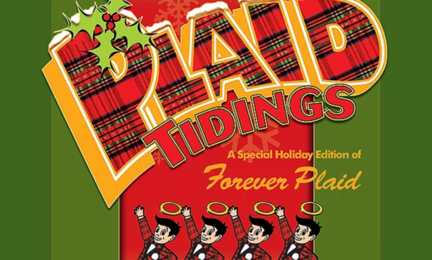 Review   'Plaid Tidings' at the Rubicon