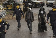 Review | 'Watchmen': Bizarre World Is Hauntingly Familiar