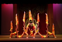 Peking Acrobats at the Granada