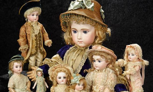 Huguette Clark's Doll Collection Fetches Small Fortune at Auction
