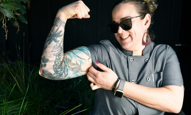 Showcasing Santa Barbara Chef Ink