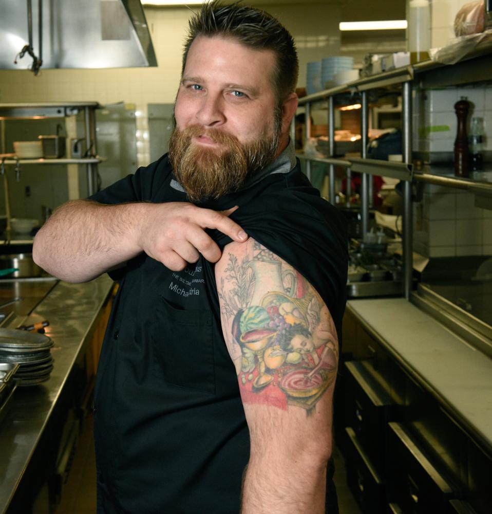 Showcasing Santa Barbara Chef Ink The Santa Barbara Independent