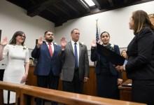 Santa Barbara City Councilmembers Sworn In