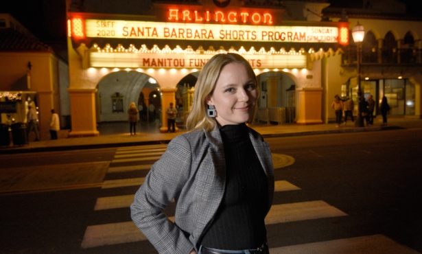 Santa Barbara International Film Festival: 10-10-10  Filmmaker  Returns