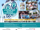 Stepping Out to Cure Scleroderma Family Fun Day