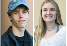 Athletes of the Week: Jasper Johnson and Paige Ingram