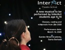 InterAct kids show Broadway or Bust. Sign up Jan