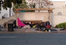 Homeless Count Kicks Off as City Eyes Site for Belongings Storage