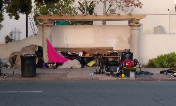 Homeless Count Kicks Off as City Eyes Site for Belongings Storage