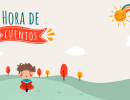 ¡Hora de Cuentos! (Spanish Storytime)