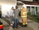 Chimney Fire Breaks Out at Santa Barbara Home