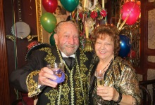 Magic Castle Cabaret Hosts Spectacular New Year's Eve Bash