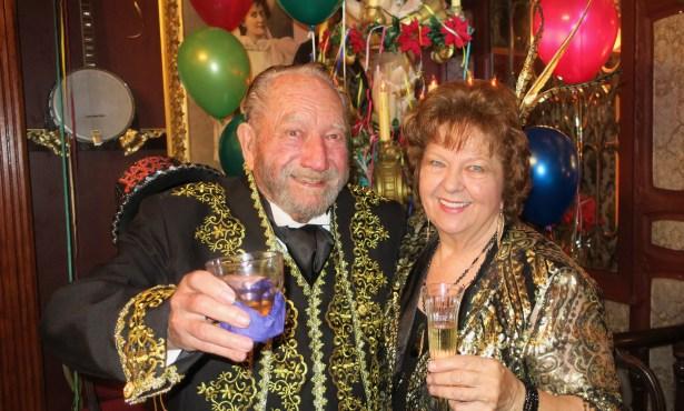Magic Castle Cabaret Hosts Spectacular New Year's Eve Bash