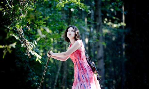 Patricia Kopatchinskaja Returns to Hahn Hall