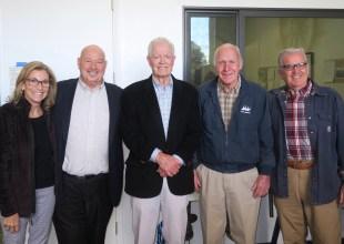 Maritime Museum Kicks Off 20th Anniversary Year By Honoring Bob Kieding