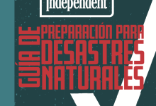 Guía de Preparación Para Desastres Naturales 2020