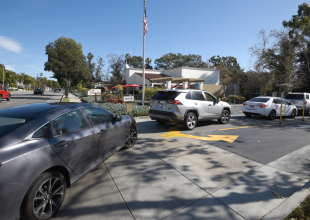 Santa Barbara Traffic Planners Scramble for Chick-Fil-A Fix