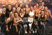 StarCycle Puts Indoor Cycling in the Spotlight