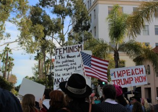 Women's March Fired Up for Election